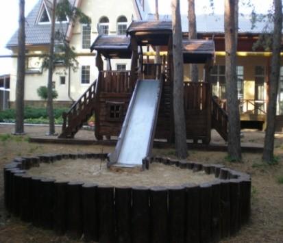 Игровой комплекс на заказ фото 3
