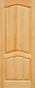 Дверь Филенчатая (с коробкой) 1 сорт фото 1